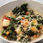 Heartwarming Kale and Cannellini Bean Stew Recipe