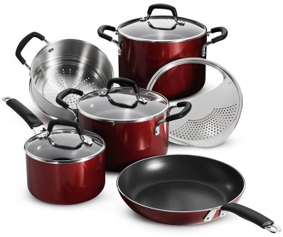 tramontina pots and pans reviews