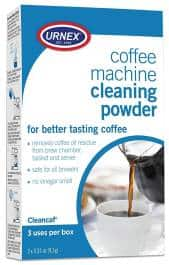 cleancaf coffe maker cleaner
