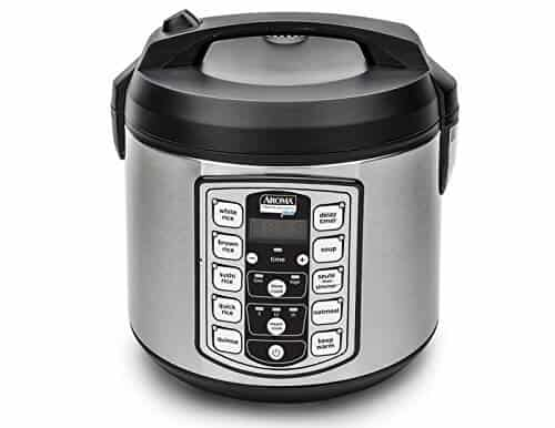 Aroma Professional Plus Digital Rice Cooker