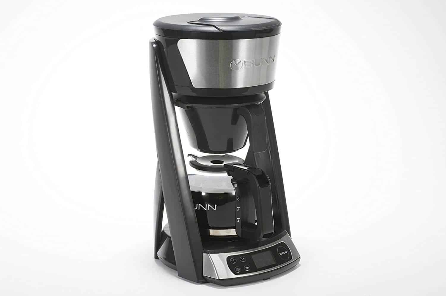 Bunn HB Heat N Brew Programmable Coffee Maker