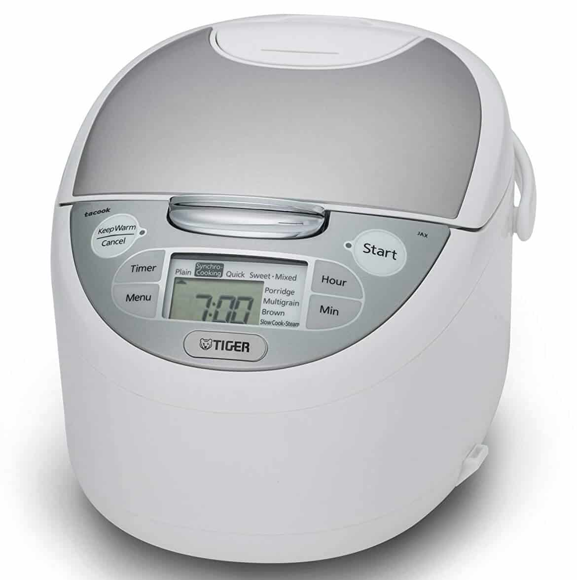 Tiger JAX-S Micom Rice Cooker