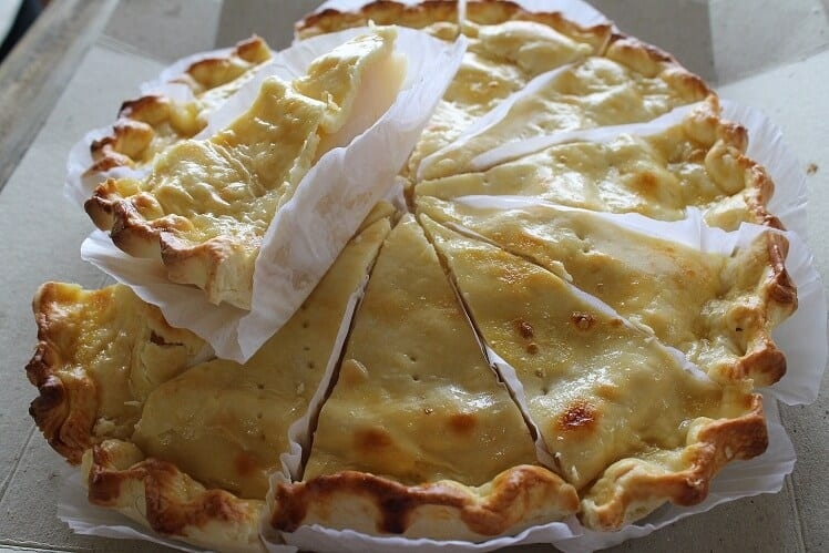 traditional buko pie