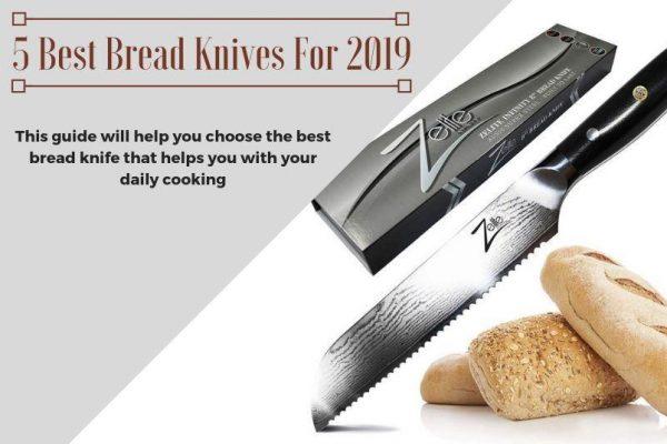 Best Bread Knife Picks: 5 Best Knives for 2019