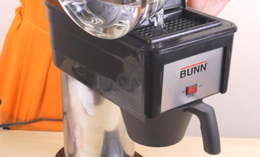 bunn coffee maker 2