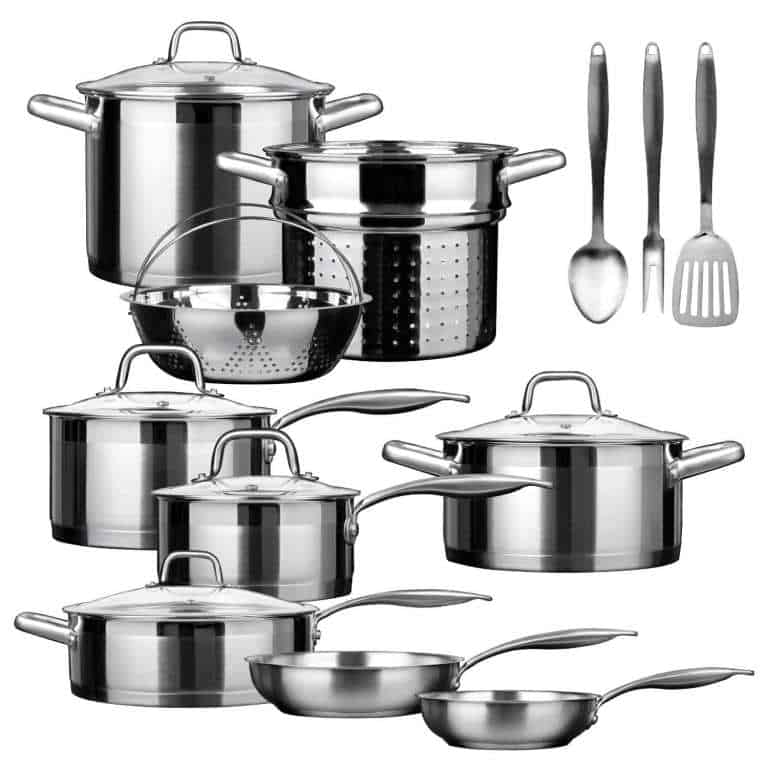 duxtop cookware reviews