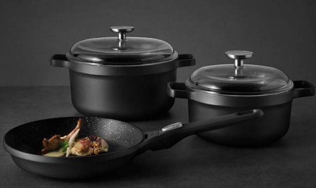 Eurocast Cookware Gem Design
