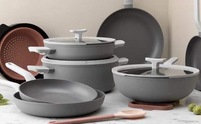 Eurocast cookware Leo Design