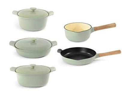 Eurocast Cookware Ron Design