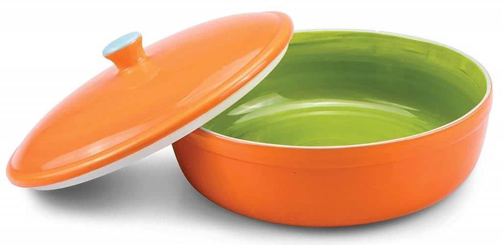 best ceramic tortilla warmer