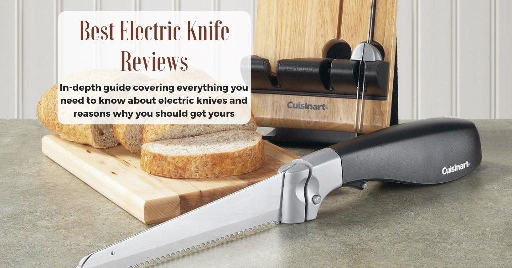 electric knife reviews