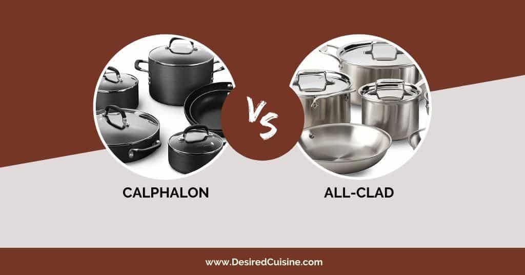 calphalon vs all clad