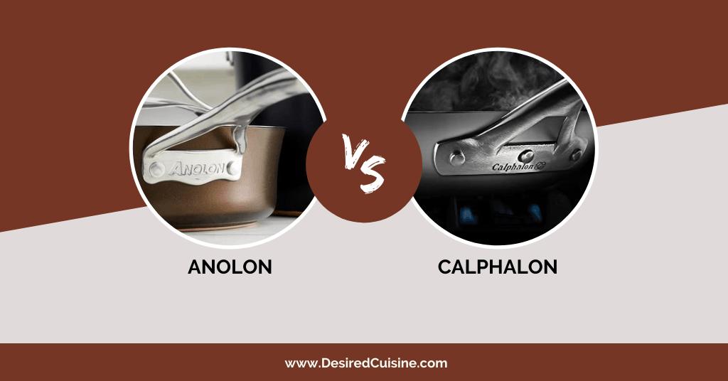 calphalon vs anolon